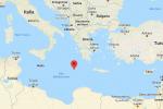 Terremoto, forte scossa di 5.8 in mare fra Italia e Grecia: avvertita in Sicilia e Calabria