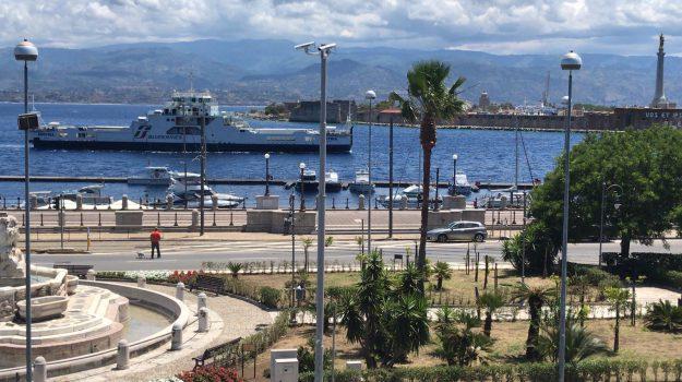 autotrasportatori, protesta, stretto di messina, Messina, Sicilia, Economia