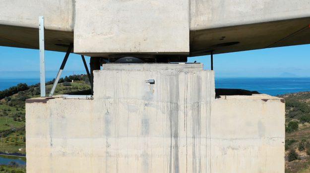 auostrada messina-palermo, autostrada, viadotto, Messina, Sicilia, Cronaca
