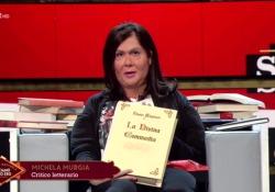Virginia Raffaele nei panni di Michela Murgia presenta la Divina Commedia L'imitatrice torna su Rai2 con 'Facciamo che io ero un'altra volta' - Corriere Tv