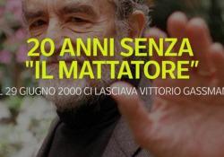 20 anni senza «il Mattatore», il 29 giugno 2000 ci lasciava Vittorio Gassman Indimenticabile e indimenticato attore teatrale e cinematografico - Ansa