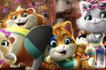 """Cartoni animati, arriva in tv la nuova stagione di """"44 gatti"""": in onda 52 episodi"""