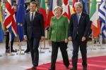 Recovery Fund: Gentiloni, accordo forse a luglio. Merkel, spero prima della pausa estiva