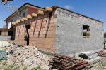 Abusivismo a Steccato di Cutro, sequestrato un fabbricato
