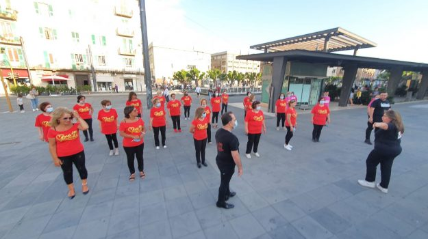 danza, fase 3, Messina, Sicilia, Cronaca