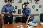 Belvedere Marittimo, in casa con 12 dosi di coca: arrestato