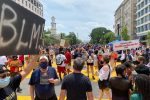 Floyd, in migliaia in piazza da Washington a New York: è sfida a Trump