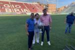 """Menez è un calciatore della Reggina, Gallo: """"Il mio regalo per la Serie B"""""""