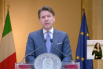 """L'Italia entra nella Fase 3, Conte: """"Torniamo a sorridere ma restiamo prudenti"""""""