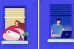 La mamma col figlio e il papà al lavoro, l'immagine di Immuni cambia dopo le polemiche