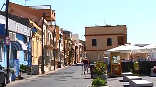 isola pedonale, torre faro, Messina, Sicilia, Cronaca