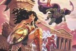 La Justice League a difesa della Valle dei Templi nel fumetto del messinese Lelio Bonaccorso