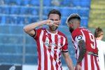 Loviso mantiene in vita il Rende, Picerno battuto 1-0