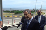 """Sicilia isolata, Musumeci: """"Pretendiamo che il Governo intervenga"""""""