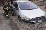 Vento forte e pioggia, a Lipari tracimano i torrenti: viabilità in tilt