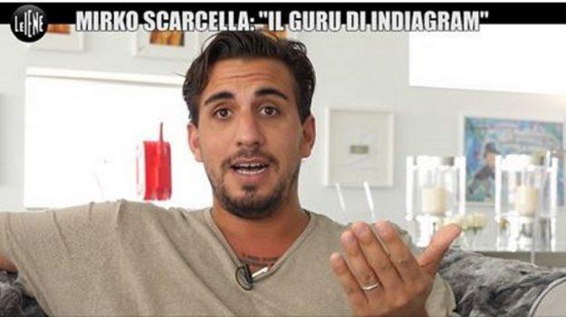 iene, instagram, social network, Mirko Scarcella, Sicilia, Società