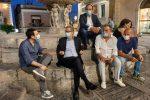 """""""Taormina non sarà lasciata sola"""", Musumeci parla agli imprenditori"""