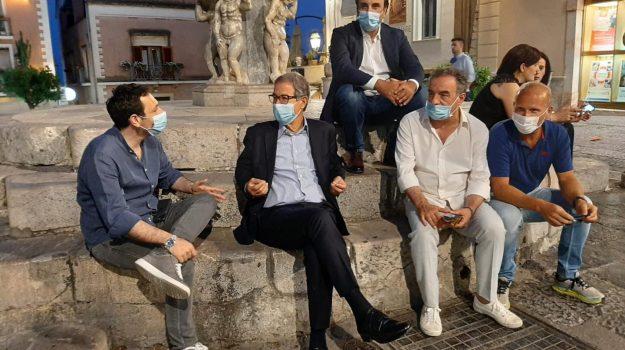 fase 2, taormina, Nello Musumeci, Messina, Sicilia, Economia