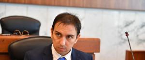 Antonino Castorina, consigliere metropolitano di reggio Calabria