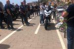 La morte di Milena a Messina, l'omaggio degli amici in via Consolare Pompea