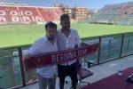 """Menez abbraccia la Reggina: """"Qui per vincere il campionato e andare in Serie A"""""""