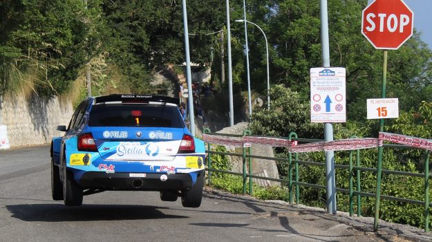rally del tirreno, Messina, Sicilia, Sport