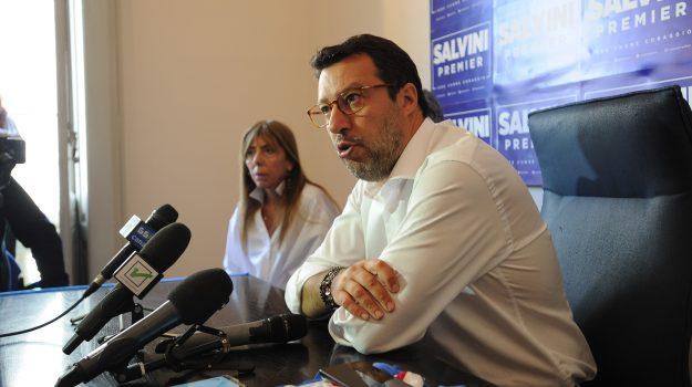 elezioni regionali, lega, Matteo Salvini, Sicilia, Politica