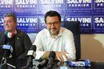 """Scuola, Salvini: """"In Calabria restano fuori dalle classi 40 mila alunni"""""""