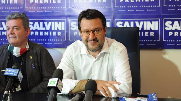 amministrative, elezioni, lega, Antonino Minicuci, Matteo Salvini, Tilde Minasi, Reggio, Calabria, Politica