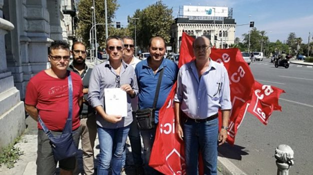 messina servizi, sindacati, Messina, Sicilia, Economia