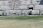 Fc Messina, allarme stadio: prato in stato di abbandono