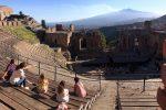 Teatro Antico di Taormina, boom di visite nel weekend: dal 1° luglio nuovi orari
