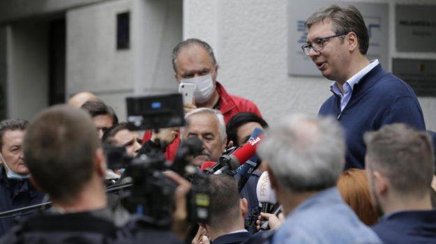 elezioni, serbia, Aleksandar Vucic, Sicilia, Mondo