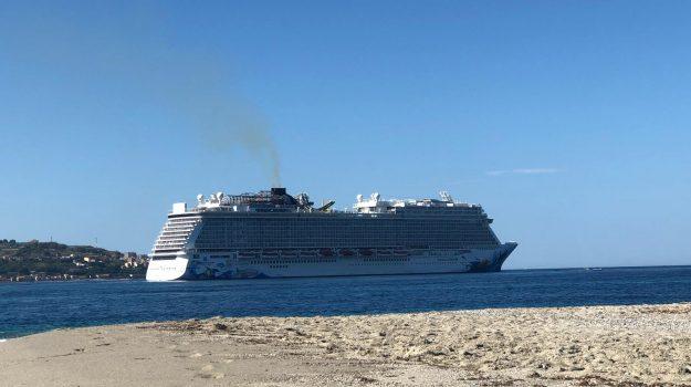 capo peloro, crociera, stretto di messina, turismo, Messina, Sicilia, Cronaca