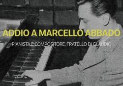 Addio a Marcello Abbado, pianista in una famiglia di musicisti Pianista e compositore, fratello di Claudio - Ansa