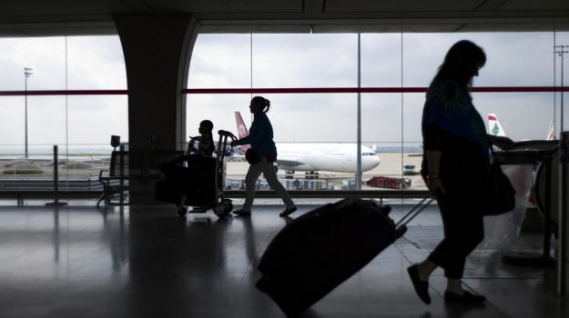 aeroporti, coronavirus, passeggeri, turismo, Sicilia, Economia