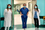 Al Policlinico di Bari trapianto rene su un paziente sveglio