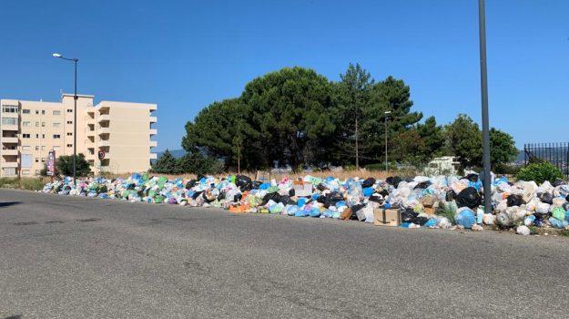 arghillà, reggio, rifiuti, Reggio, Calabria, Cronaca