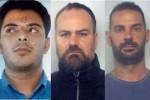 Case, aziende, bar: i 14 colpi della banda del buco di Taurianova - Nomi e foto