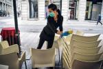 Reggio, spazi all'aperto per bar e gelaterie: ai ritardi si aggiungono le barriere