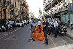 Messina, sprofonda la strada e si apre una voragine in via dei Mille