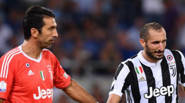 calcio, Gianluigi Buffon, Giorgio Chiellini, Sicilia, Sport