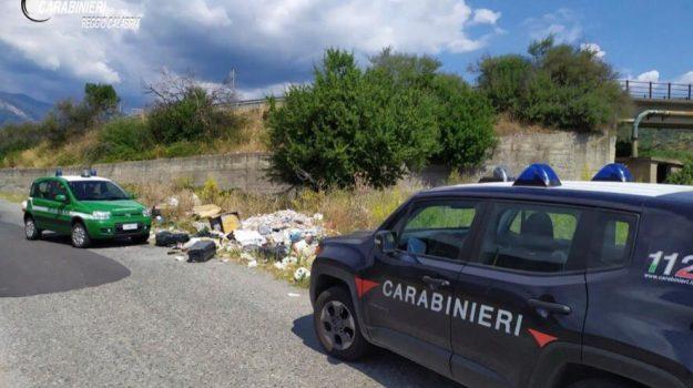 casignana, rifiuti, Reggio, Calabria, Cronaca