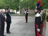 Vibo, 206^ anniversario dell'Arma: deposta una corona per omaggiare i caduti