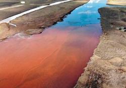 Catastrofe ecologica in Russia: 20.000 tonnellate di gasolio nel fiume L'incidente nei pressi della centrale elettrica di Norilsk, in Siberia. Putin dichiara stato d'emergenza - CorriereTV