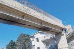 Il cavalcavia è fatiscente: il Comune di Montepaone non ha i soldi per ristrutturarlo
