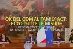 Congedi parentali, incentivi per il lavoro femminile e infanzia: tutte le misure del Family Act
