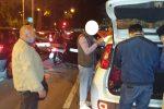 Multe e sequestri nella notte, vigili al lavoro nelle strade della movida di Messina