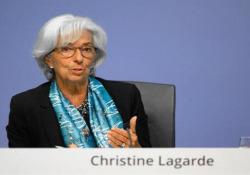 """Coronavirus, Lagarde (Bce): """"Approvare rapidamente Recovery e Bilancio"""" La presidente della Bce in commissione Econ al Parlamento europeo - Ansa"""