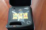 Crotone, cittadino dona un defibrillatore salva-vita alla città